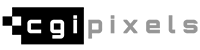 CGIpixels Logo